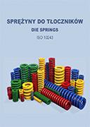 katalog pružin ISO 10243
